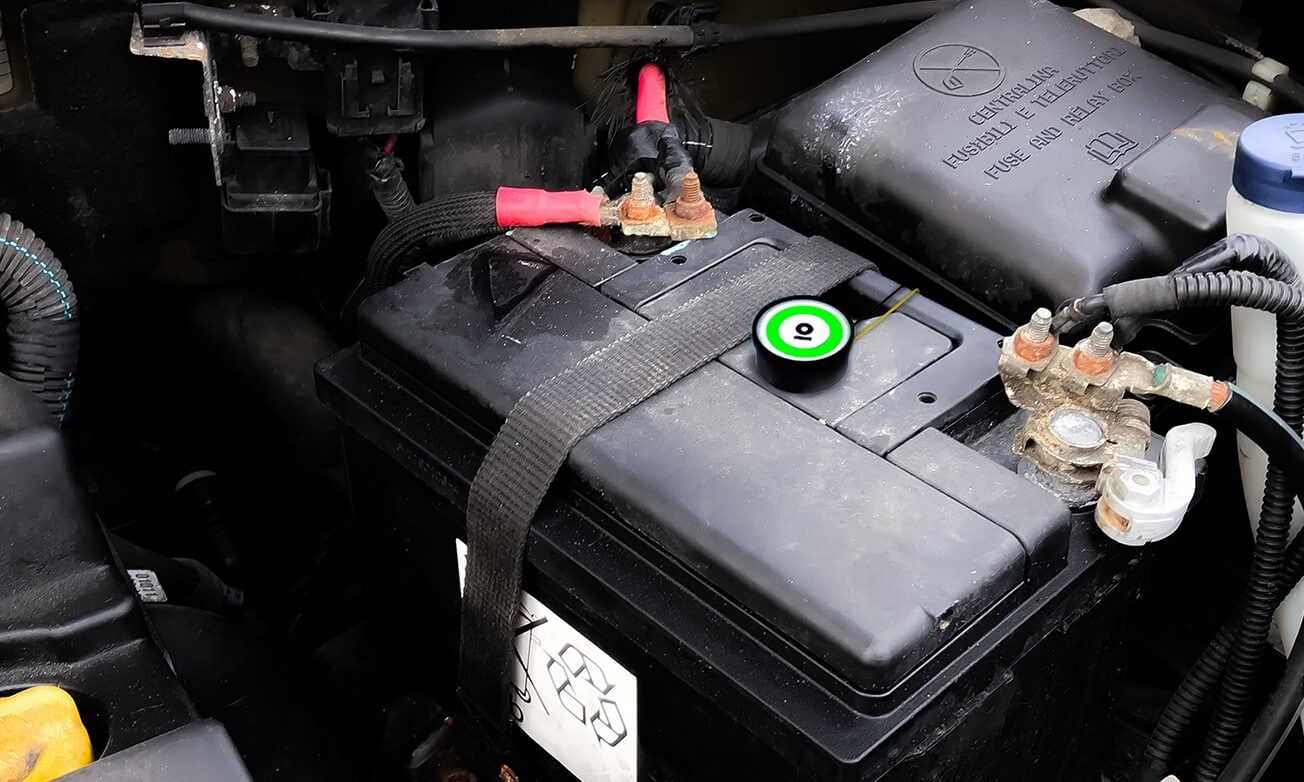 Car Battery Monitor | uses Bluetooth and Mobile App | Tontio